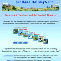 Scotland HolidayNet