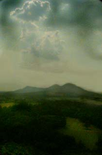 Eildon Hills, Scott's view